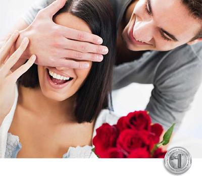 Whitening Promotion Valentines Day